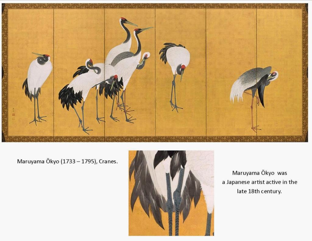 okyo cranes
