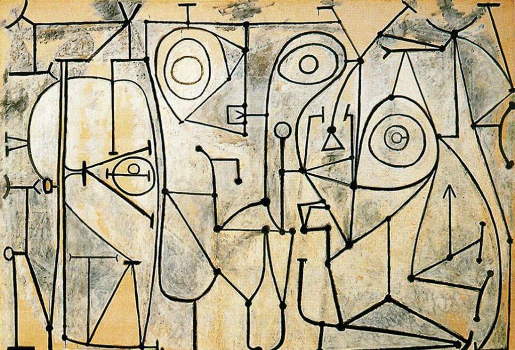 Pablo Picasso, The Kitchen, 1948