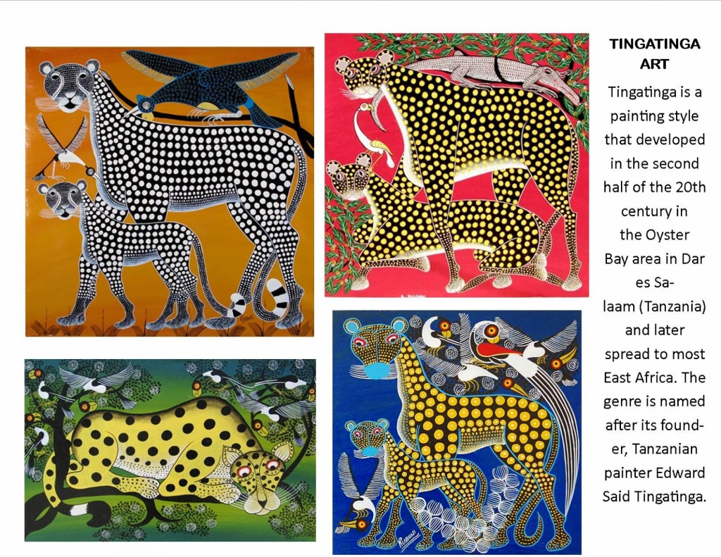 tigatinga leopards